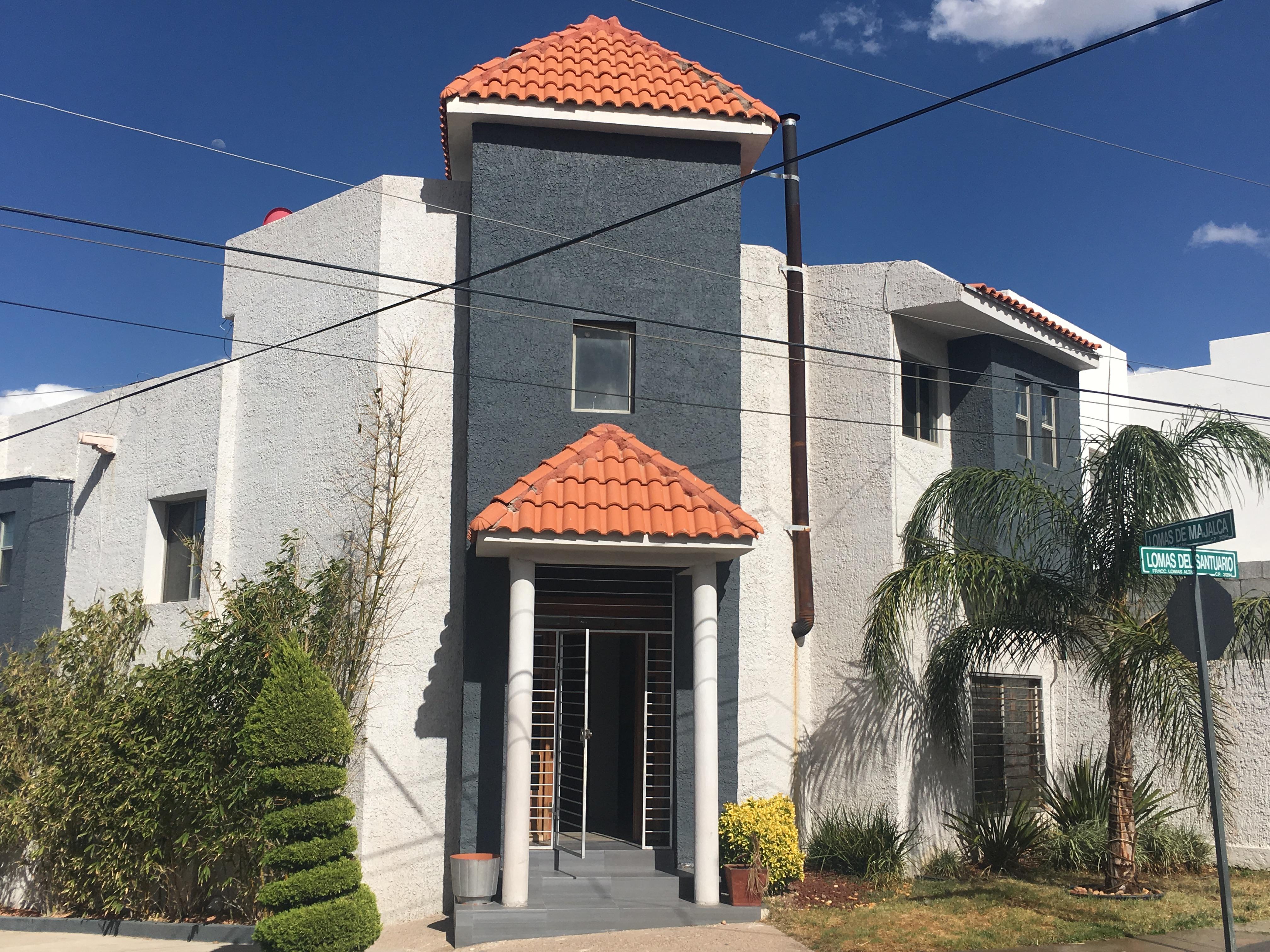 Casa en Renta en Col. Lomas Altas