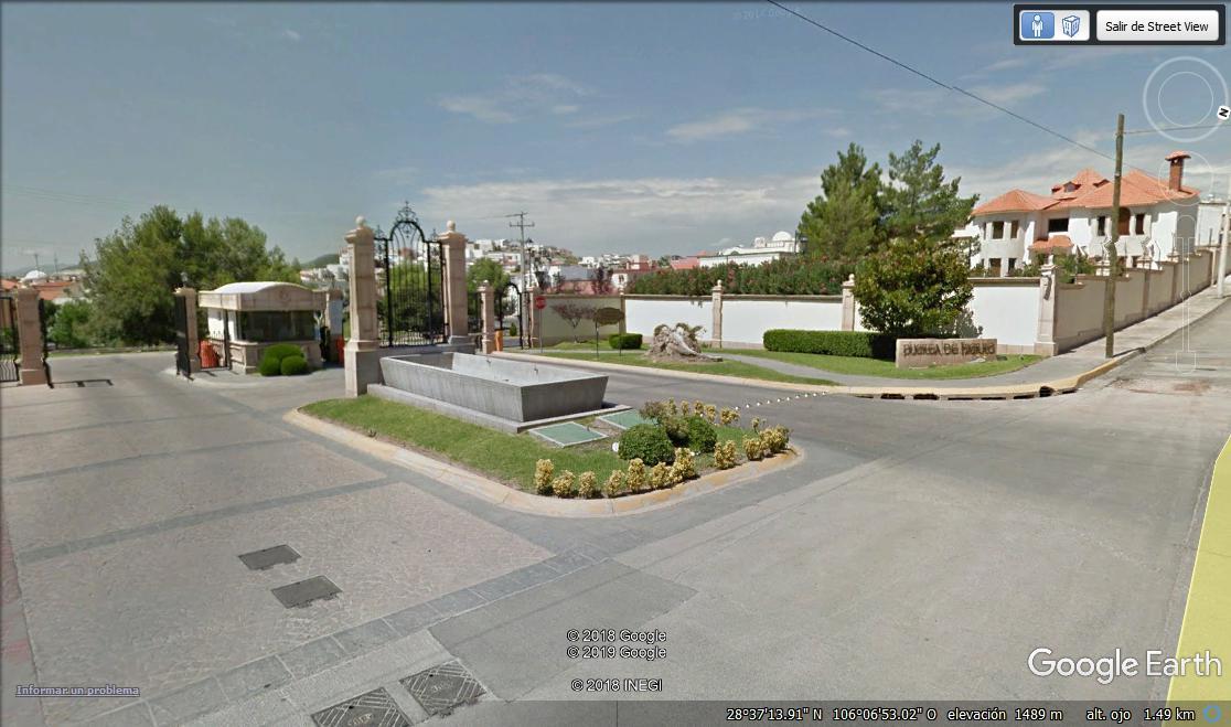 Terreno Residencial en Venta en Fracc. Puerta de Hierro