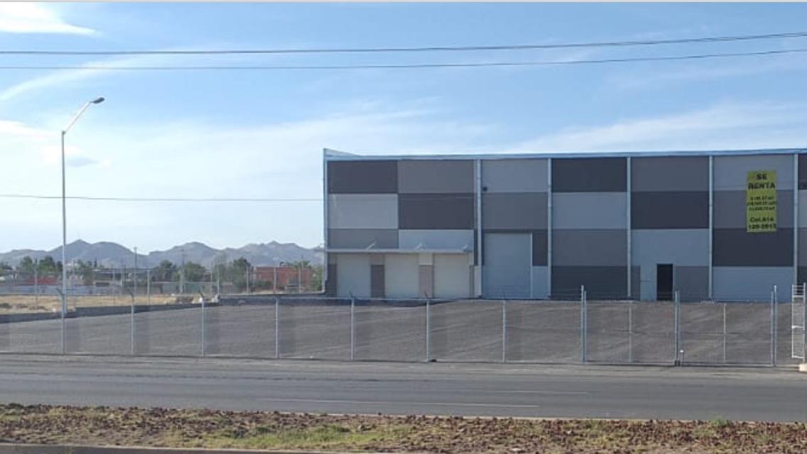Bodega en Renta en Perif. Francisco R. Almada (3,190 m2)