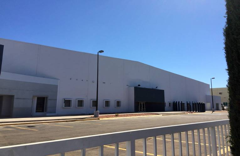 Nave Industrial (5,491 m2) en Renta en Complejo Industrial Chihuahua