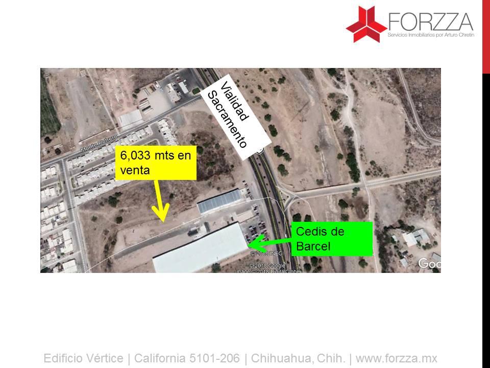 COMPLEJO COVISA (Terrenos para Construcción de Bodegas o CEDIS)